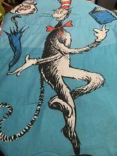"Cat In The Hat Twin Comforter 60""x84"""