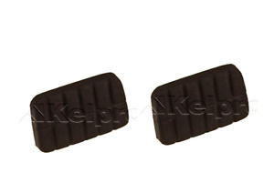 NISSAN NAVARA BRAKE & CLUTCH PEDAL PAD KIT SUITS ALL D21 & D22 SERIES 1986-2006