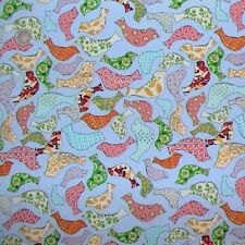 Long Quarter Floral Craft Fabrics