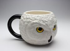 Harry Potter Hedwig Owl Head Ceramic Porcelain Coffee Mug Japan Factory Finds