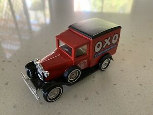 """Matchbox. Models of Yesteryear. Y-22 1930 Ford 'A'. """"Its Meat and Drink To You"""""""