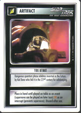 STAR TREK CCG WHITE BORDER PREMIERE 1995 BETA RARE CARD TOX UTHAT