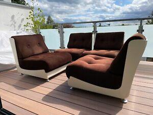 70er Jahre Schalensessel Chord, Tulpenfuß, Colani Style,Panton,Lounge Chair