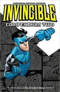 Image Comics Invincible Compendium Vol.2 Softcover by Robert Kirkman NEW