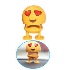 N02 Auto Dekoration Kopfschütteln Puppe Ausdruck Pack Komisch Zubehör Spielzeug