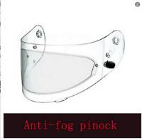 Generic Pinlock Lens Anti-fog Universal Clear  for  HJC Helmets MT K4 K3 LS2 AX8