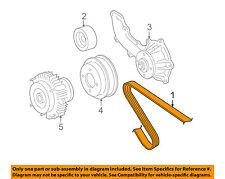 TOYOTA OEM 05-16 Tacoma-Serpentine Drive Fan Belt 9091602708