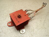 Honda CT 90 CT90 Trail 90 K5 #8523 Voltage Regulator / Rectifier