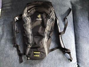 Deuter Road One backpack Cycling Walking Black