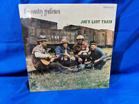 The Country Gentlemen Sealed LP Joe's Last Train Private Bluegrass Virginia 1976