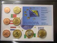 Bosnien-Herzegowina 1C - 2 E 2007 ST PROBESATZ  in Noppenfolie + CAO # 08