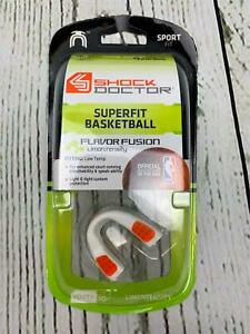 Shock Doctor Mouthguard SuperFit Strapless Mouth Guard Youth Basketball