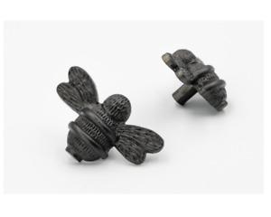Brass Bee Bumblebee Drawer Knobs   Drawer Handle   Cupboard knob  