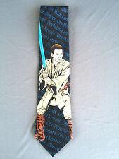 Star Wars Obi-Wan Kenobi necktie Ralph Marlin 100 % poly