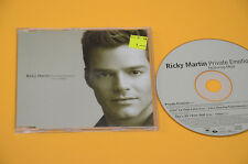 CD SINGOLO (NO LP ) RICKY MARTIN PRIVATE EMOTION