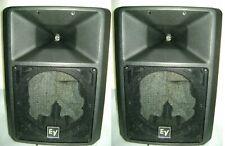 EV Elecrto voice sx300/sx200/sx100 empty cabinets x 2