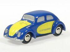 """Schuco Piccolo VW Käfer """"Lufthansa"""" # 50126900"""