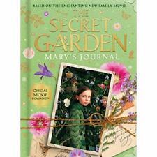 The Secret Garden: Mary's Journal - Hardback NEW