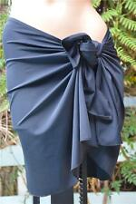NEW Black SARONG WRAP Autograph Swimwear Size M NEW rrp$39.99. Medium Length