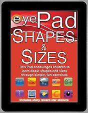 eyePad Shapes and Sizes (Eyepad Activity Books)