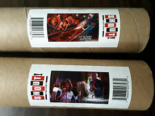 The Slumber Party Massacre Rolled Lithograph Scream Factory Poster 80s Horror