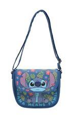 Disney Lilo & Stitch Ohana Pineapple Saddle Crossbody Bag and Tote Purse NWT!