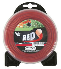 Hilo Desbrozar Oregon Red 2.7 mm x 65 m