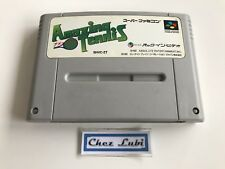 Amazing Tennis - Nintendo Super Famicom SNES - NTSC JAP
