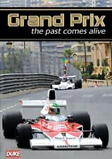 Grand Prix - The Past Comes Alive (New DVD) Formula one F1 Lotus Cooper Williams