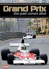 Grand Prix - The Past Comes Alive (New DVD) Formula one F1 Lotus Cooper Williams
