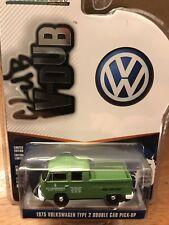 Greenlight  Vee Dub 1975 Volkswagen Double Cab Volkswagen Body Repair