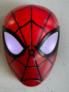 Philips Marvel Spider-Man 3D Wall Night Light - Glowing Lamp Mountable Working