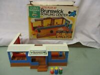 Fisher Price Little People with Brunswick bowling lot child guidance see picture