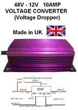 48V to 12V VOLTAGE CONVERTER / DROPPER 10AMP 120W DC-DC, 48V-12V Converter, E747