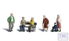 A2201 Woodland Scenics N Gauge Senior Citizens