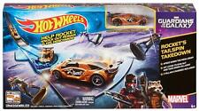 Hot Wheels Marvel Guardians of the Galaxy - Rocket's Tailspin Takedown Track Set