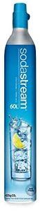 SodaStream 60 Litre Spare Gas Cylinder for Sparkling Water Maker, CO2 Cylinder