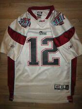 Tom Brady #12 New England Patriots Super Bowl NFL Jersey Youth XL 18-20