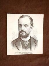 Pier Desiderio Pasolini nel 1889 Ravenna 22 settembre 1844 Roma 21 gennaio 1920