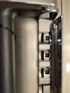 zero halliburton aluminum briefcase