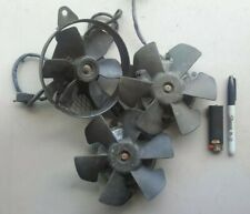 3 pc. 4 lbs parts 12 Volt Fans Steampunk Art Makers industrial decor design #6