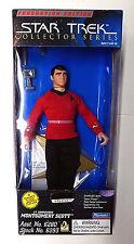 "Lt. Com. Montgomery Scott 9"" Star Trek Action Figure Playmates Doohan MIB 1996"