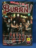 BURRN December 2019 Hard Rock Heavy Metal Magazine Japan KISS Iron Maiden