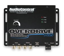 OVERDRIVE PLUS AUDIO CONTROL CAR PRE AMP LINE DRIVER 24 db GAIN 13 VOLTS NEW