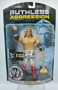 EDGE  1 of 500 World Belt WWE Jakks Ruthless Aggression 29 *Chase* New!!