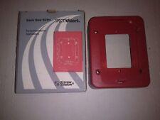 System Sensor Spectralert BBS Red Skirt