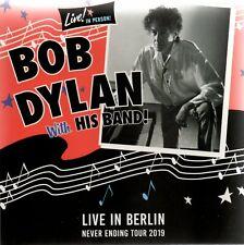 BOB DYLAN - LIVE IN BERLIN (April 4th 2019) - 2CD DIGISLEEVE - VERY RARE