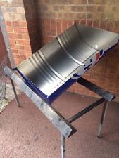 OIL DRUM Steel (one half) Ideal DIY - BBQ - FIRE PIT Barbeque BARREL 22 Gallon