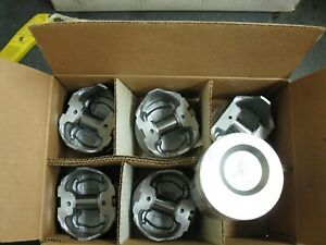 SILVOLITE CAST PISTONS 1170 060 FITS 300 FORD 1977-1986 .060 OVER SIZE