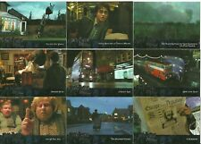 2004 Artbox Harry Potter & the Prisoner of Azkaban - Update Edition base set